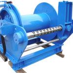 Heavy Duty Hydraulic Winch