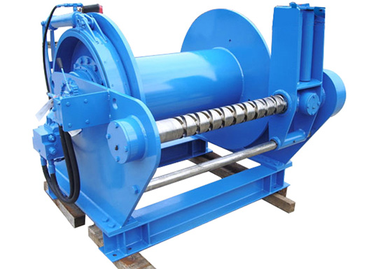 Heavy Duty Hydraulic Winch