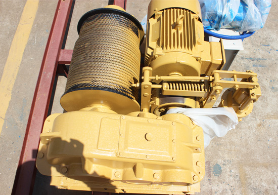 Rope Winch for Sale