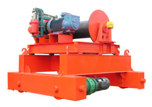 Electric Crane Winch