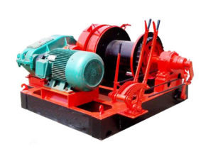 AQ-JKL Electric Piling Winch
