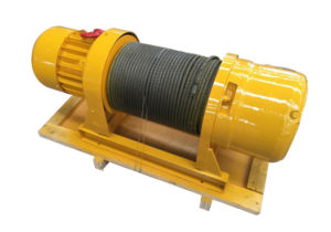 Electric Planetary Winch