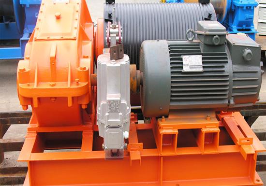 Quality Winch for Lifting
