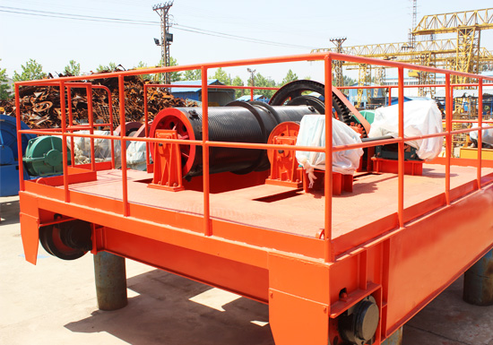 Electric Winch for Crane