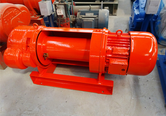 AQ-JKD Planetary Winch for Sale