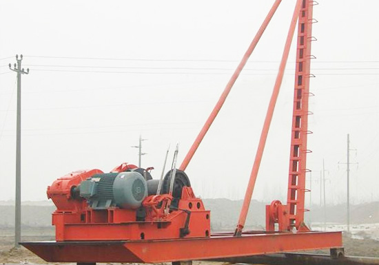 AQ-JKL Electric Piling Winch Manufacturer