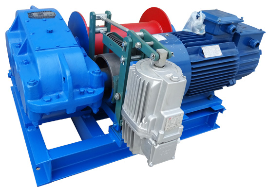 Electric Lifting Winch for Sale