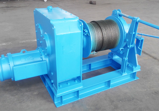 Marine Rope Winches