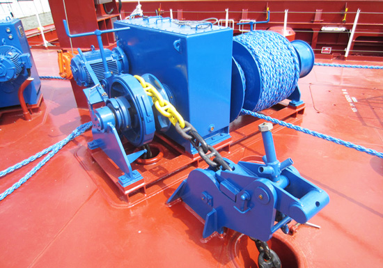 Electric Anchor Mooring Windlass
