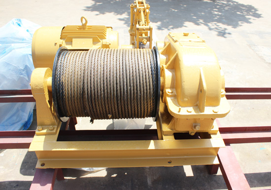 AQ-JK Fast Speed Winch