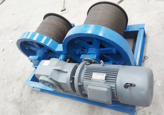 AQ-JMM Electric Friction Winch
