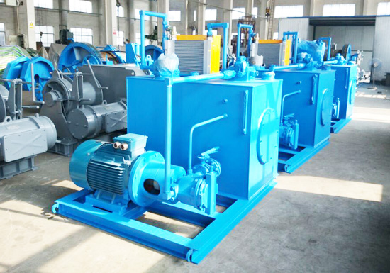 Hydraulic Pump Station for Hydraulic Winch