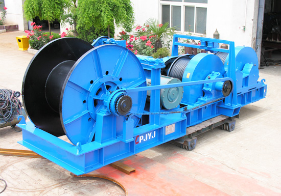 AQ-JMM Type Electric Winch for Sale