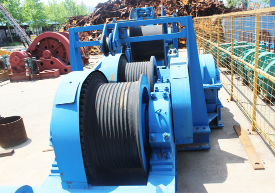 AQ-JMM Type Winch for Sale