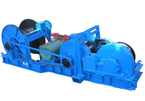 Friction Type Electric Winch