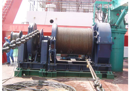 Anchor Winch Supplier