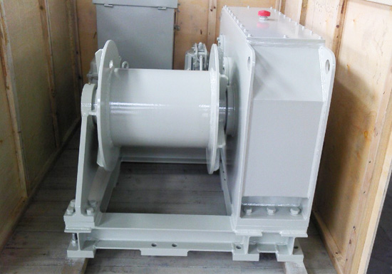 Electric Mooring Winch for Sale