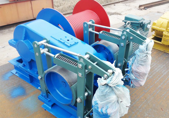 Slow Speed Winch Manufacturer