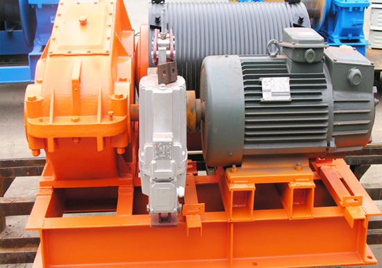 Hoist Winch Manufacturer