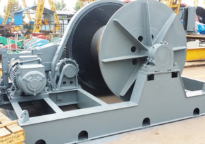 25 Ton Electric Winch For Sale