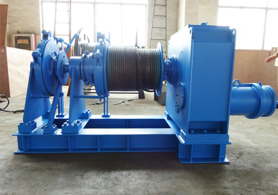 16mm Electric Anchor Rope Winch Sales