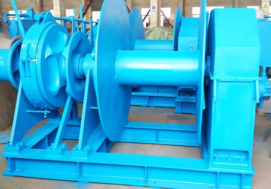 Hydraulic Anchor Winch Manufacturer