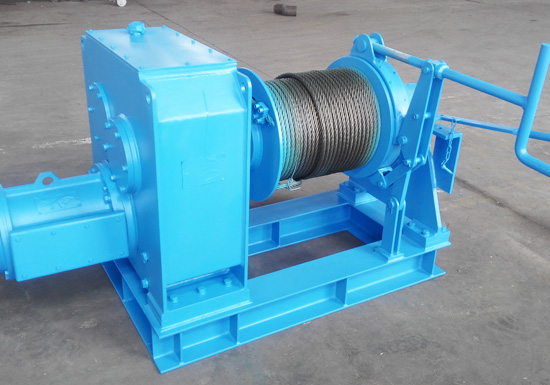 Electric Drum Anchor Winch For Sale