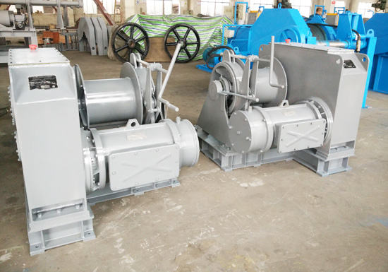 Electric Mooring Winch Manufacturer