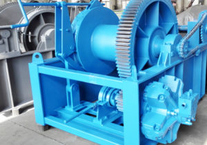 Hydraulic Mooring Winch Price