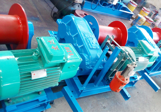 3T Electric Winch For Sale