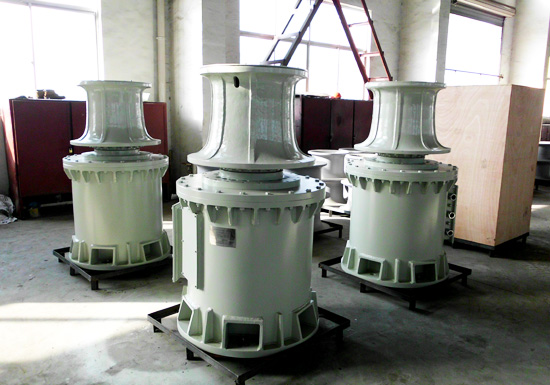 Electric Vertical Capstan Manufacturer