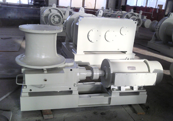 Horizontal Capstan Supplier