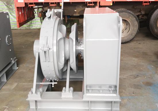 Single Gypsy Wheel Anchor Windlass Supplier