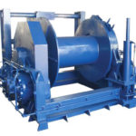 Hydraulic Tugger Winch