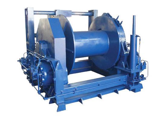 Hydraulic Tug Winch Machine
