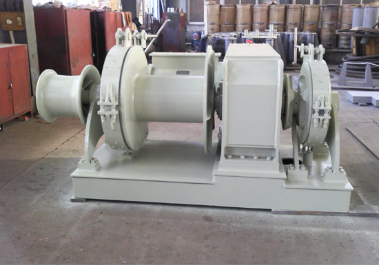 Anchor And Mooring Winch for Sale