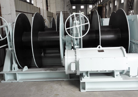 Electric Mooring Winch Price