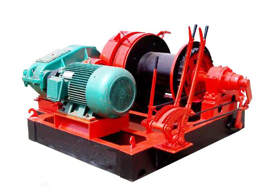 Electric Piling Winch Machine