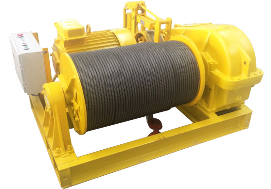 High Speed Electric Winch Supplier