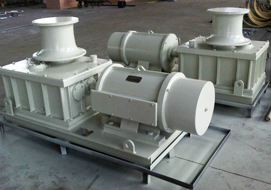 Horizontal Capstan for Sale