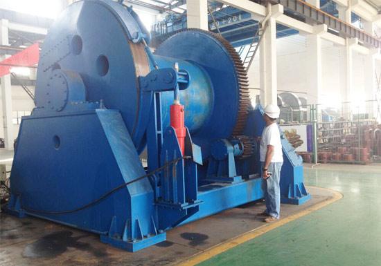 Hydraulic Heavy Duty Boat Winch Manufacturer