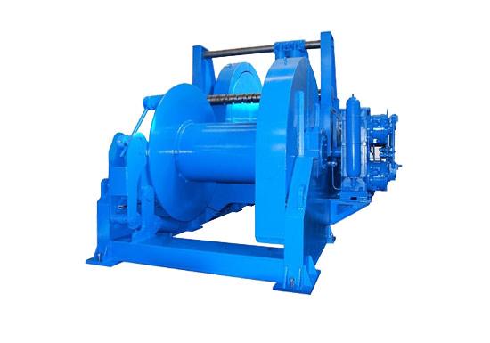 Marine Hydraulic Towing Winch