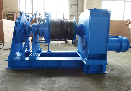 Electric Anchor Rope Winch for Sale