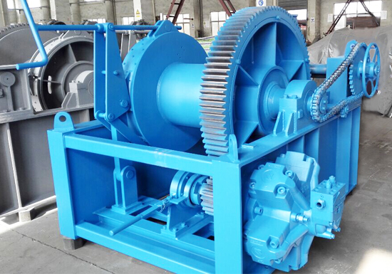 Hydraulic Anchor Rope Winch Price