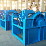 Industrial Hydraulic Winch