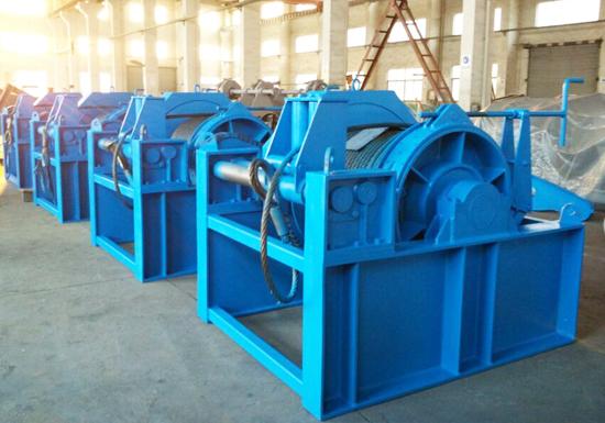 Hydraulic Mooring Winch Supplier