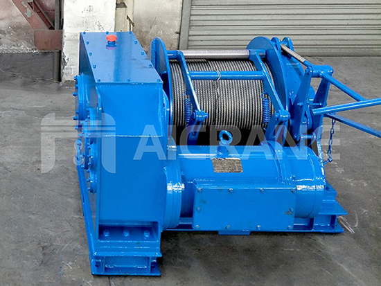 5 Ton Electric Winch for Marine Application