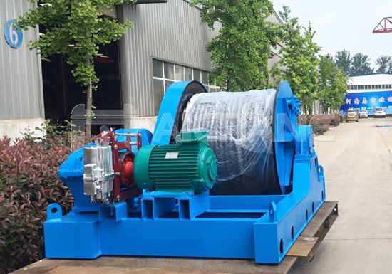 China Electric Winch Manufacturer