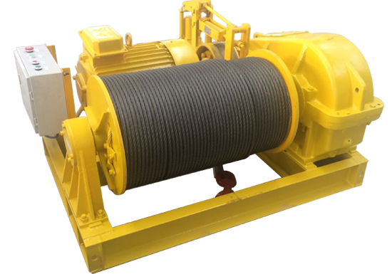 JK Fast Speed Winch Manufacturer