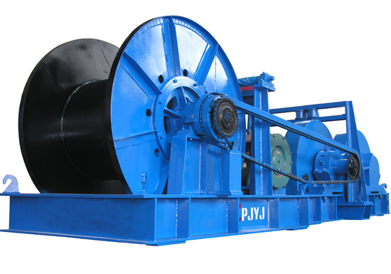 Friction Type Electric Winch Manufacturer